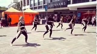 Mulembas d'Africa dance class @The Moor, Sheffield