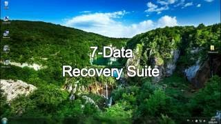 7-Data Recovery Suite 4.1 Serial Key free