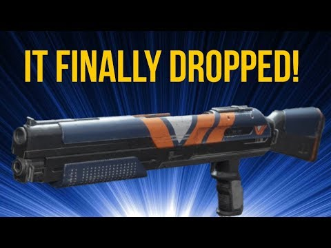 FINALLY GOT ONE! DEADPAN DELIVERY - DESTINY 2