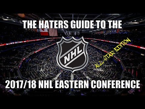 The Haters Guide to the 2017/18 NHL Eastern Conference: All-Star Edition
