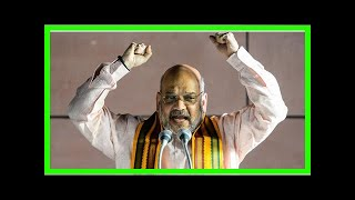Breaking News   The big news: Amit Shah says Mufti government was unfair to Jammu, Ladakh, and 9 ot