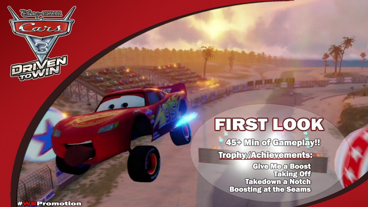 Cars 3 Driven To Win Trophy Achievement Guide And Roadmap Htg