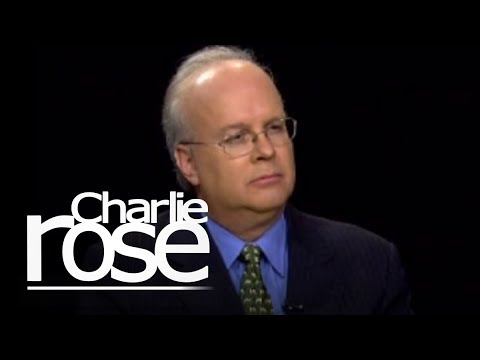 Excerpt of Karl Rove | Charlie Rose