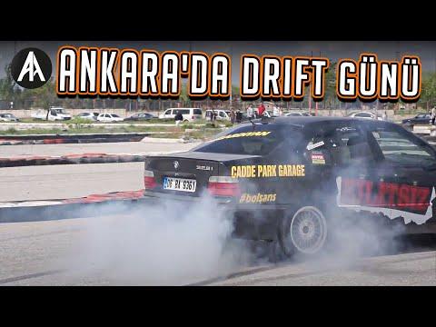 Ankara'da Drift Günü   Ancara Piston Fest