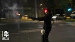 Nuit de révolte à Villeneuve-la-Garenne.