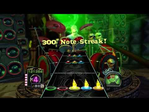 Guitar Hero 3 Generation Rock Expert 100% FC (280502)