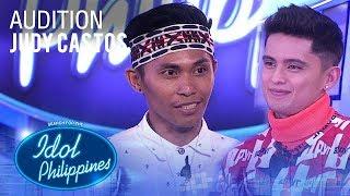 Judy Castos - Taki Taki | Idol Philippines Auditions 2019