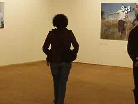 Ausencias (exposición de Gustavo Germano) Música: Ariel Rot + Andy Chango + ...