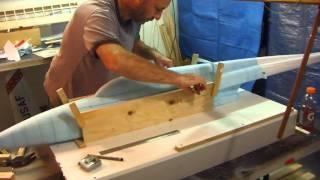 Cutting hatch