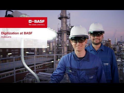 Digitalisation At BASF: HoloLens