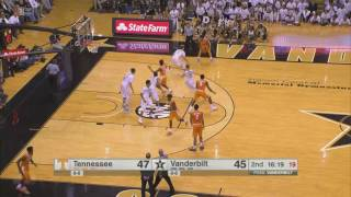 Vol Hoops | Vols 87, Vanderbilt 75 (Jan. 14, 2017)