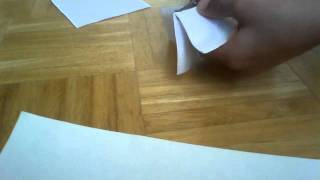 How To Make A Paper Airbus A320 Part 1