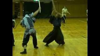 プロダクション東京ドラマハウス殺陣クラス2012・06・22
