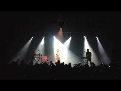 MS MR - Time Of My Life (Live Patrick Wolf cover) at The Metro in Sydney