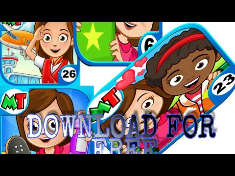 How To Download My Town All Game Free