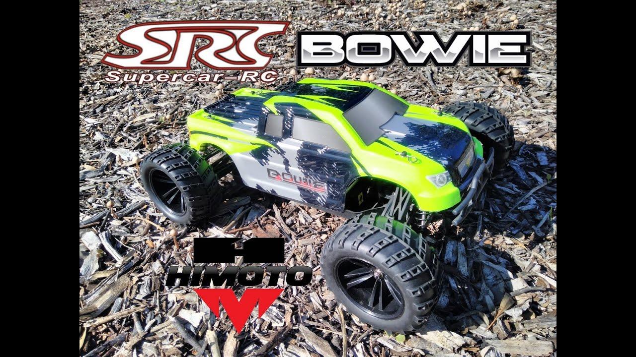 SRC BOWIE E10-MT / HIMOTO 1/10 BRUSHLESS RC TRUCK