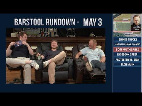 Barstool Rundown - May 3, 2018