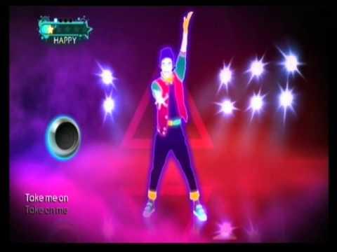 just dance 3 a