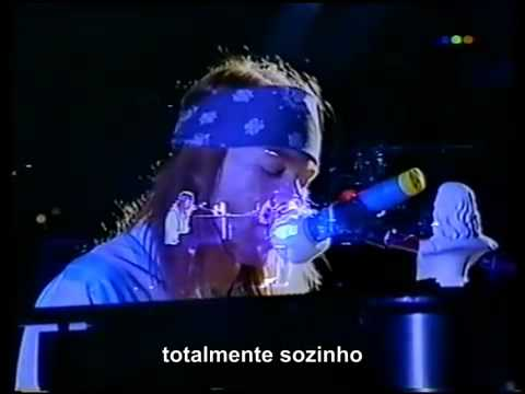 Guns N Roses  November Rain Legendado