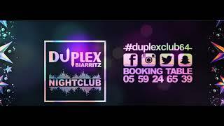 HappyNewYear Duplex Nightclub Biarritz 2018