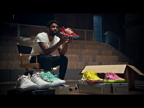 Jason & Teri Ann Morning Show - Nike Unveils SpongeBob SquarePants x Kyrie Irving Sneaker Collaboration