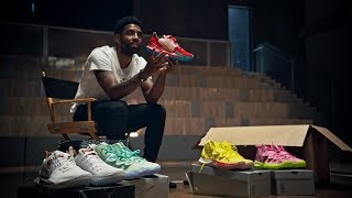 Kyrie x SpongeBob Collection