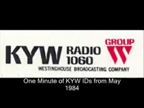 1060 KYW Philadelphia May 1984