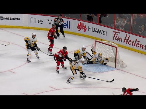 11/16/17 Condensed Game: Penguins @ Senators