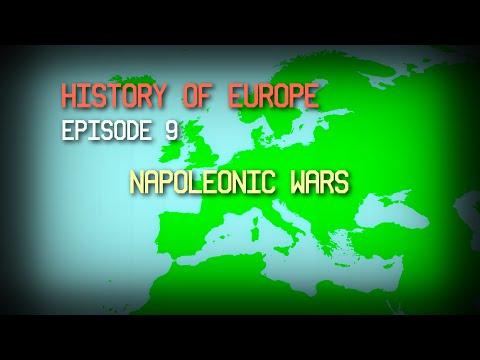 History of Europe Episode 9 (Napoleonic wars)
