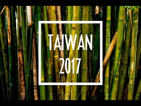2 Weeks in Taiwan
