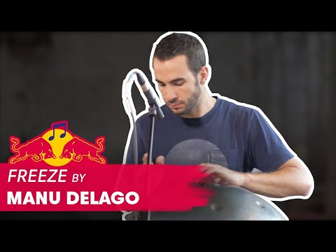 Live Contemporary Handpan: Manu Delago performs 'Freeze' | See. Hear. Now.