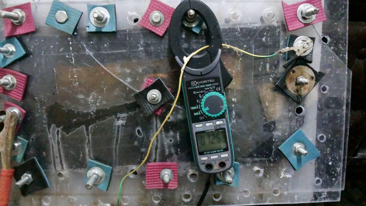 استخراج الهيدروجين من الماء واستعماله في اﻻشتعال Fuel From Hho Youtube