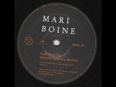Mari Boine - Vuoi Vuoi Me (Henrik Schwarz Remix) - YouTube