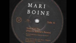 Mari Boine - Vuoi Vuoi Me (Henrik Schwarz Remix)