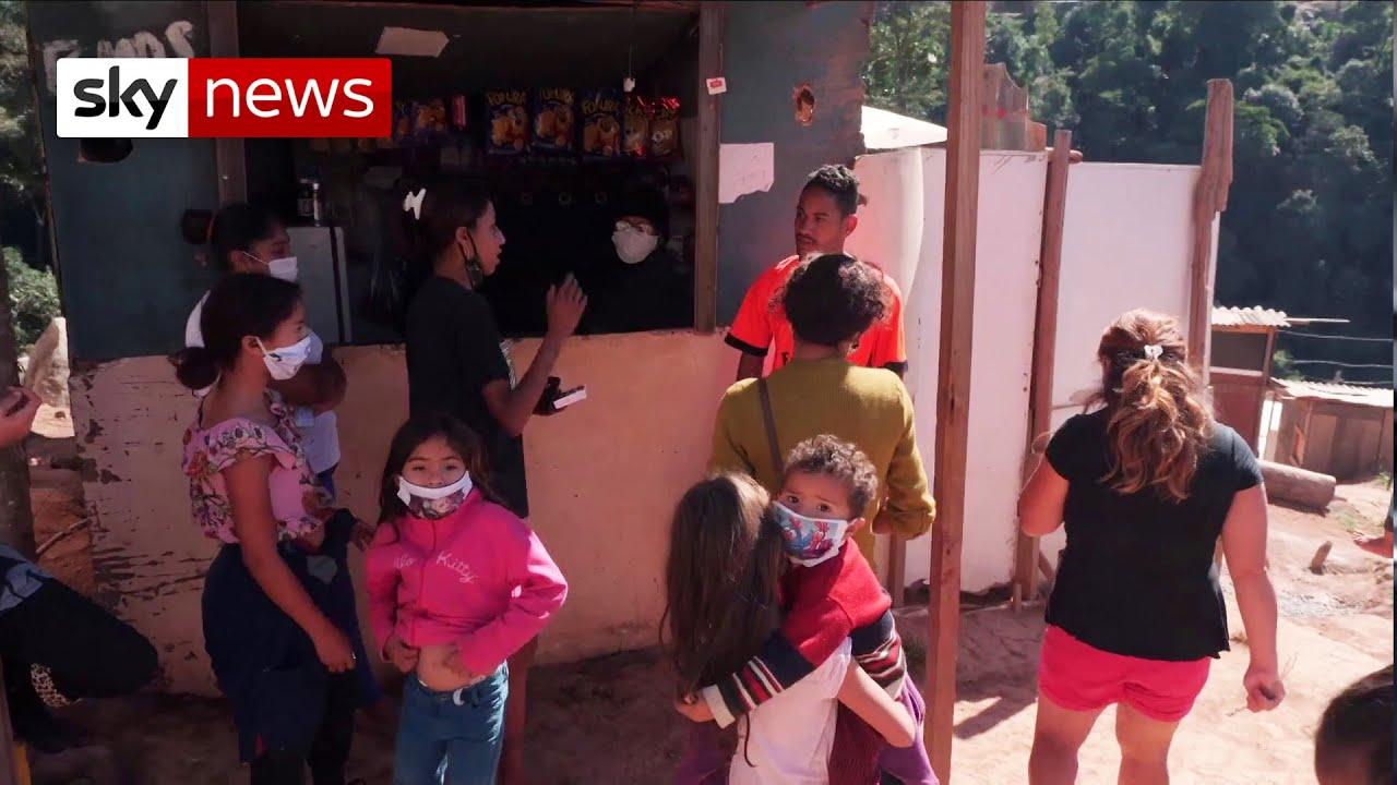 Brazil's poorest fight coronavirus alone