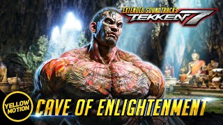 TEKKEN 7 | FAHKUMRAM Stage Theme - Cave of Enlightenment | Extended Video Soundtrack Best Version 4K