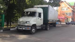 Зил Бычок седельный тягач с кпп 9ка(, 2016-09-09T10:13:09.000Z)