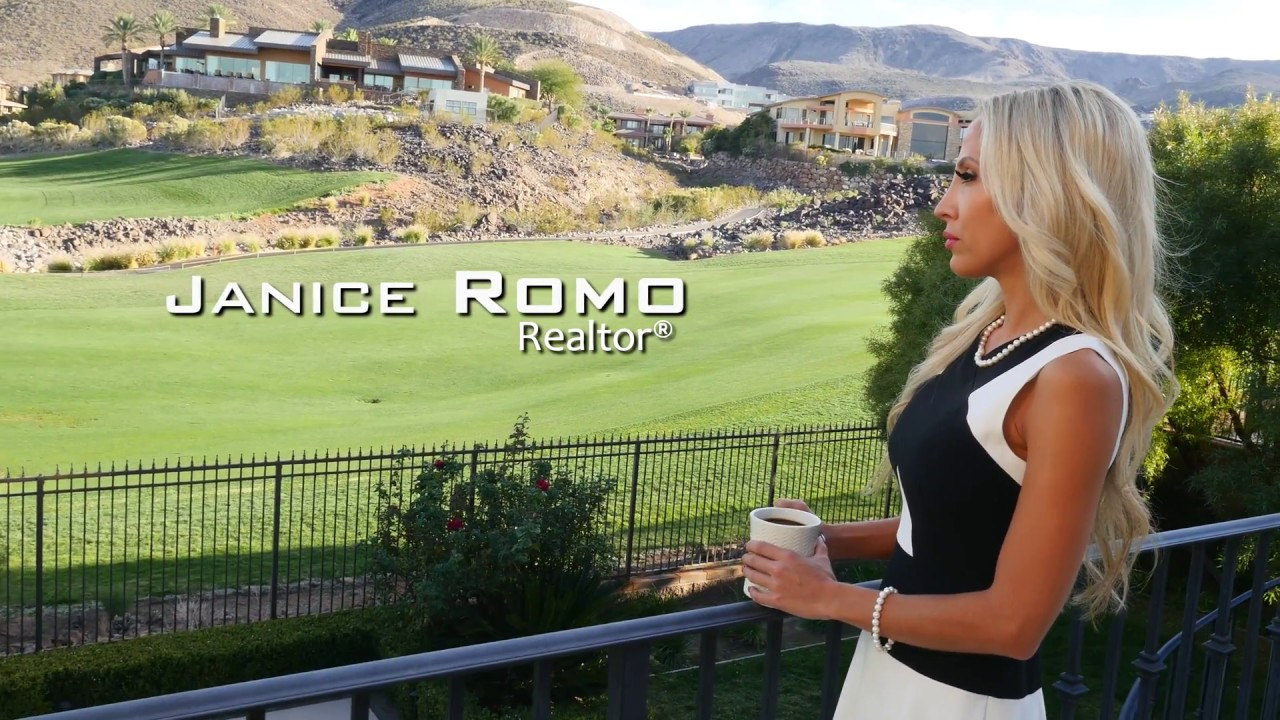 Janice Romo - Realty One Group, Profile Video