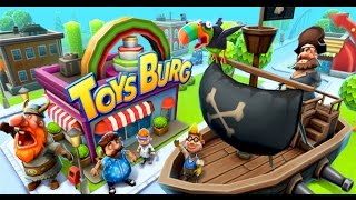 Toysburg: The Monumental Adventure Games for Kids
