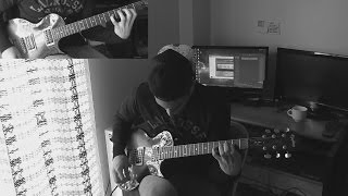 Killswitch Engage - It Falls On Me Guitar Cover HD