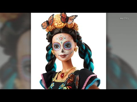 Wake Up Call - Mattel to Release Day of the Dead Barbie Doll