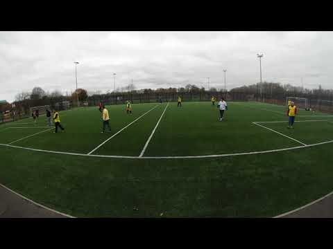 LITTLEDOWN ASTRO PITCH FOOTBALL 6th DECEMBER 2017