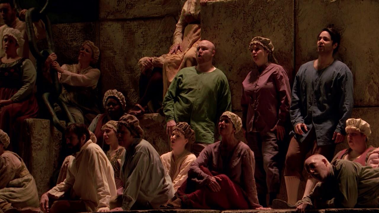 "Nabucco: ""Va, pensiero"""