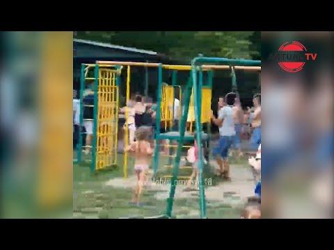 Армяне напали на русских женщин на Сочинском курорте