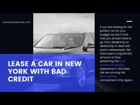 Lease With Bad Credit >> Lease With Bad Credit