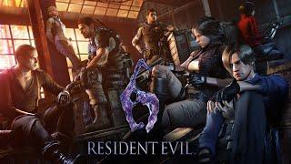 resident Evil 6 - PS3 Gameplay