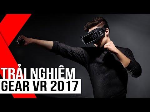 FPT Shop - Trải nghiệm thực thế ảo cùng Gear VR 2017: Xem phim