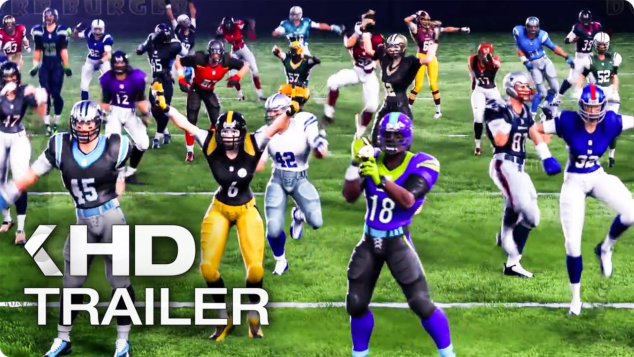 FORTNITE - NFL Football Outfits Trailer (2018) - YouTube 0ff64787d