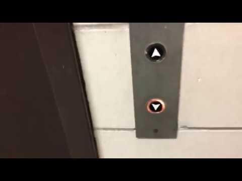 Otis Lexan Traction Elevators at Commerce Bank Parking Garage, Peoria, IL