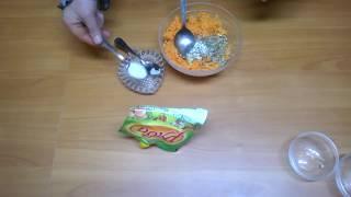 ОЧЕНЬ Вкусный Салат с МОРКОВЬЮ Рецепт
